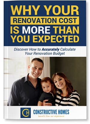 Why Your Renovation Cost is More Than You Expected