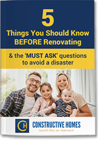 5 Things You Should Know Before Renovating