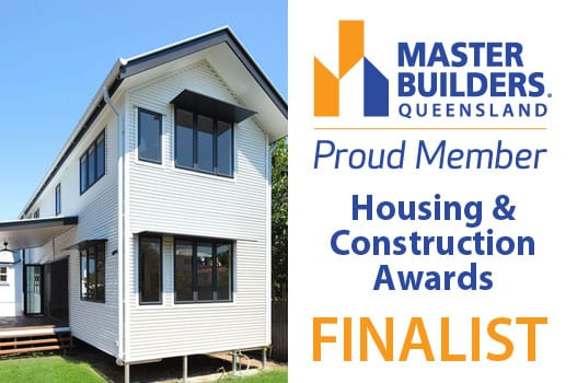 Master Builders Finalist - Woody Point Renovation